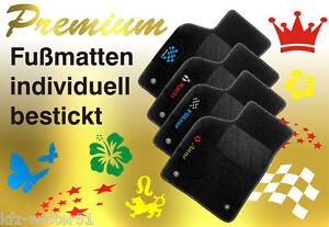 HY01493-fuer-Hyundai-Atos-Fussmatten-Automatten-mit-Stick-Classic-schwarz