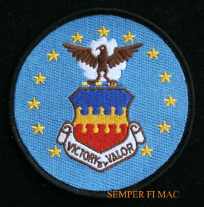 20th-TFW-US-AIR-FORCE-PATCH-RAF-Upper-Heyford-UK-PIN-UP-GIFT-VICTORY-BY-VALOR