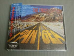 pangea cd  PANGEA Japan 11 tracks CD with OBI, THE FIRST | eBay