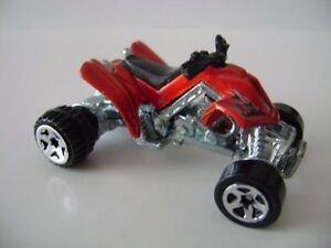 Hot-Wheels-2007-Mystery-Car-164-Sand-Stinger-Red-Orange-u5