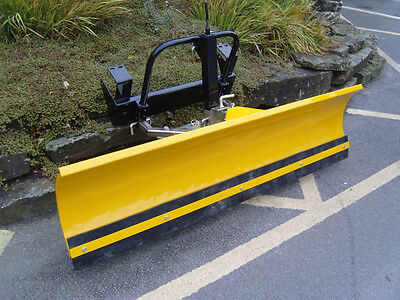 LAND ROVER DEFENDER SNOW PLOUGH