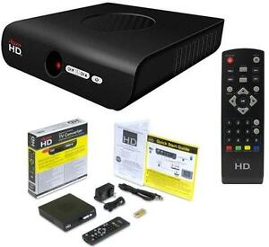 Access-HD-1080D-NTIA-Approved-Digital-to-Analog-TV-Converter-Box-W-Remote-New
