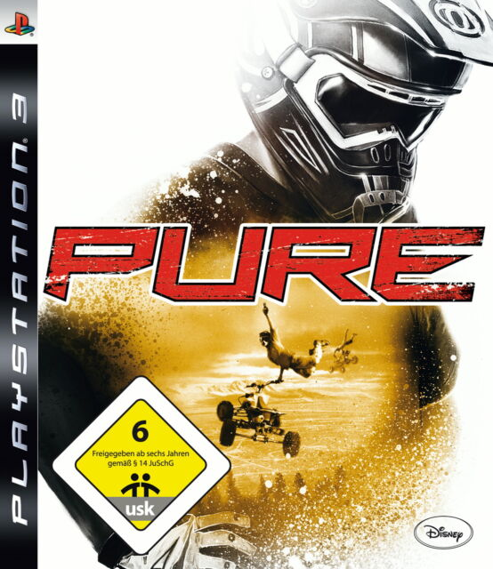 Pure (Sony PlayStation 3, 2008)