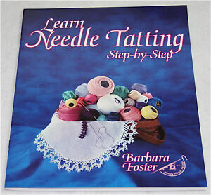 Needle Tatted Card - Tatting supplies including shuttles ...