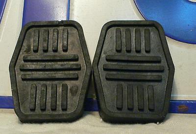 Rover Mini Classic Pedalgummis Hexagon Form
