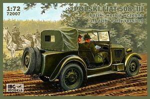 IBG-1-72-72007-WWII-Polish-Fiat-508-III-Lazik-Early-Version