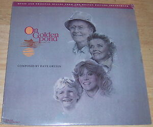 On Golden Pond 1982 By Dave Grusin Record Album Henry