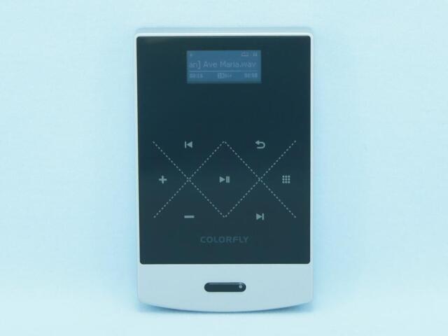 COLORFLY C3 8GB 24bit WAV APE FLAC MP3  High Quality Portable HiFi Music Player