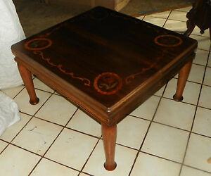 Mahogany-Satinwood-Rosewood-Inlaid-Coffee-Table-CT11