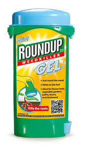 Genuine-RoundUp-Gel-150ml-Glyphosate-Weedkiller-One-Click-Touch-Applicator