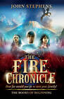 The Fire Chronicle: The Books of Beginning 2 by John Stephens (Hardback, 2012)