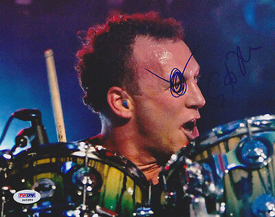 Music Amiable Stephen Perkins Signed 8x10 Photo Jane's Addiction Psa/dna Autographed Customers First Entertainment Memorabilia