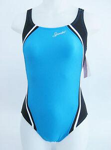 SPEEDO-Girls-7-16-Quantum-Splice-1-Pc-Racerback-Swimsuit-Team-Sports-Blue