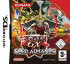 Yu-Gi-Oh GX: Card Almanac (Nintendo DS, 2007)