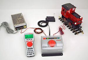 LGB-PIKO-G-Scale-5Amp-Wireless-DC-Navigator-RC-Set-NEW