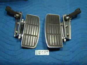 EP12539-Harley-FXR-FXRT-passenger-floorboards-mounts-FXRP-FXRS-FXRD-FXLR