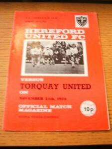 24-11-1973-Hereford-United-v-Torquay-United-FA-Cup-No-obvious-faults-unless