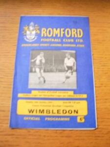 26101964 Romford v Wimbledon Eastern Professional Floodlit Competition  No - Birmingham, United Kingdom - 26101964 Romford v Wimbledon Eastern Professional Floodlit Competition  No - Birmingham, United Kingdom