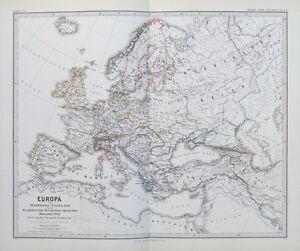 MAP Europe Peace Of Westphalia Spanish Monarchy To - Europe map 1648 westphalia