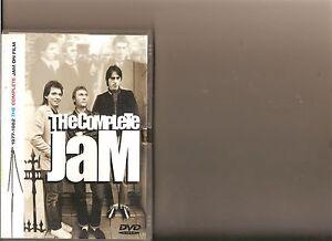 THE-COMPLETE-JAM-1977-1982-THE-JAM-ON-FILM-DVD-MUSIC-WELLER
