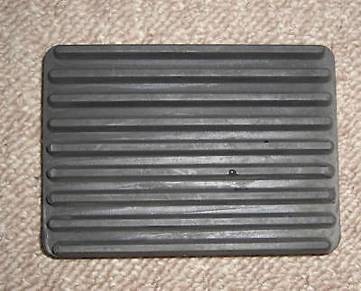 JAGUAR DAIMLER AUTO PEDAL RUBBER FITS MOST MODELS C21515