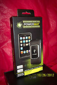 Powermat Wireless Charging Reciever Case Ipod Touch 2nd