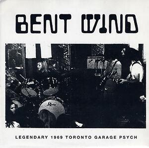 BENT-WIND-Sacred-Cows-Canadian-garage-psych-vinyl-7-NEW-UNPLAYED