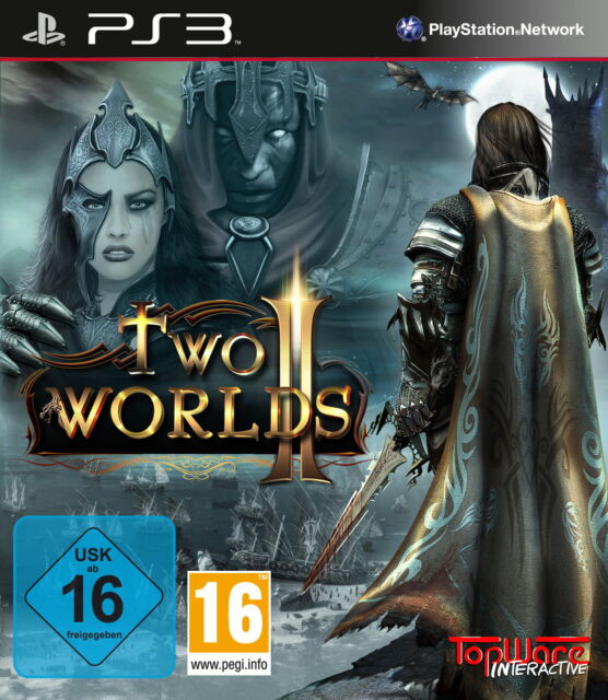 Two Worlds II (Sony PlayStation 3, 2010) Neuwertig (H) 10305