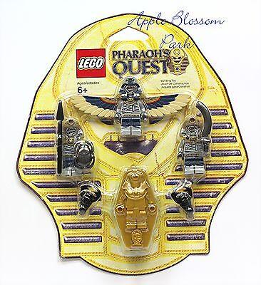 NEW Lego Minifig Pharaoh's Quest BATTLE PACK - Halloween Mummy Minifigure
