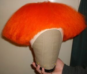 Ringling-Style-Deluxe-Professional-YAK-CIRCUS-CLOWN-WIG-New-Clown-College
