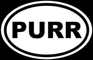 PURR-Sticker-Cat-Kitten-Meow-Vinyl-Decal-Kitty-Love-Mom
