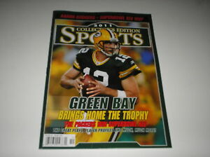 SPORTS-COLLECTORS-EDITION-GREEN-BAY-PACKERS-TRIBUTE