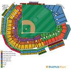 Boston Red Sox vs Minnesota Twins Tickets 08/05/12 (Boston)