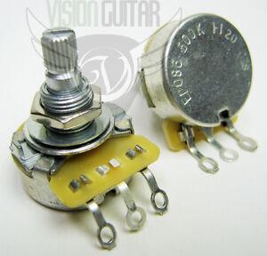 CTS 500k Audio Potentiometer Volume Tone Pot - NEW! | eBay