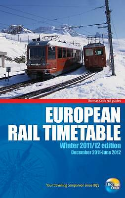European Rail Timetable Winter 2011/12: Special seasonal editions of our hugely
