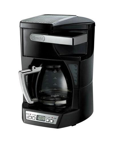 Delonghi Dcf212t 12 Cups Coffee Maker Black
