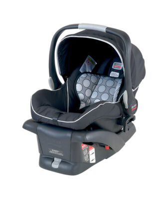 Britax B-Safe Black Infant Car Seat NEW in box baby unopened