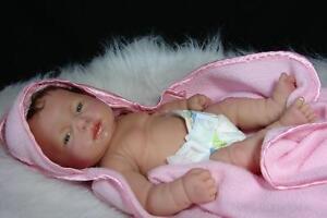PRECIOUS-REBORN-CARRY-ME-BERENGUER-PREEMIE-BABY-GIRL-FULL-LIMBS-NLM-RARE-HTF-MC