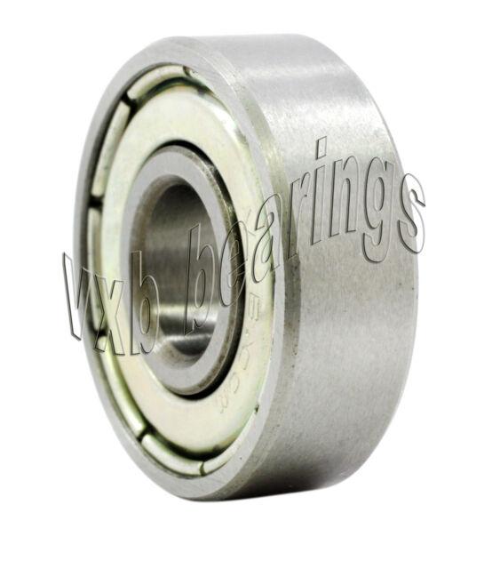 8mm OD 19mm Width 6mm MR698-Z Radial Ball Bearing Double Shielded Bore Dia