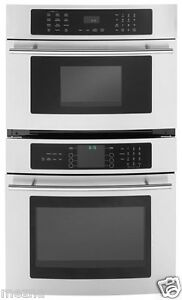 30 Quot Jenn Air Stainless Steel Double Wall Oven Microwave
