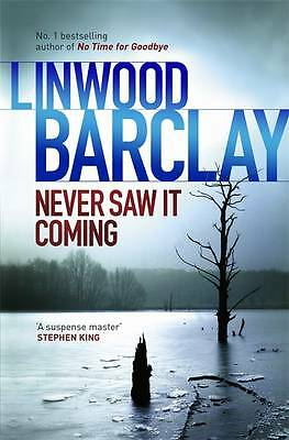 Never Saw it Coming, Barclay, Linwood, Excellent Book