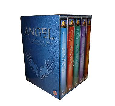 Angel - Complete Collection [DVD], Good DVD, James Marsters,Vincent Kartheiser,A