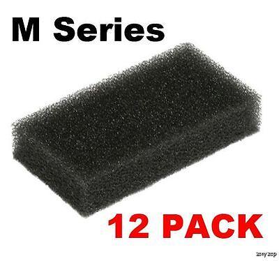 Respironics REMstar M Series CPAP BIPAP SleepEasy Foam Filters - 12 Pack
