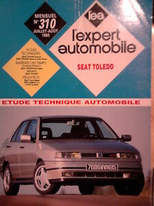 Efficace Seat Toledo - Revue Technique L'expert Automobile