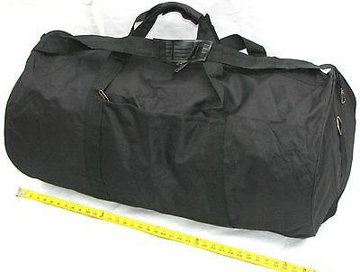 "2PC PACK 36""  70LB CAP. JUMBO BLACK DUFFLE BAG/ GYM BAG /LUGGAGE/ FAST FREE SHIP"