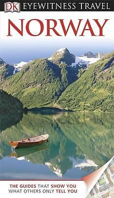 DK Eyewitness Travel Guide: Norway-ExLibrary