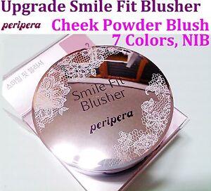 PERIPERA-NEW-UPGRADE-SMILE-FIT-BLUSHER-CHEEK-POWDER-BLUSH-U-PICK-7-COLORS-NIB