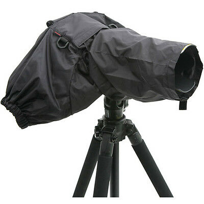 NEW PROFESSIONAL CAMERA PROTECTOR COVER DSLR LENS SNOW COLD RAIN PROTECTION