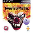 Twisted Metal X (Sony PlayStation 3, 2012)