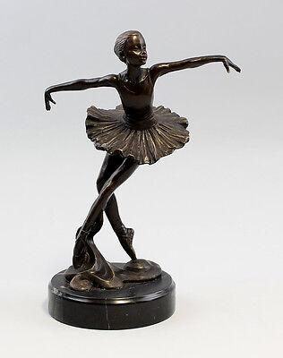 Bronze - Ballet Dancer 9937345 New Production